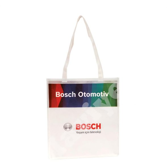 RECYCLABLE FLAT MODEL NONWOVEN BAG – BOSCH