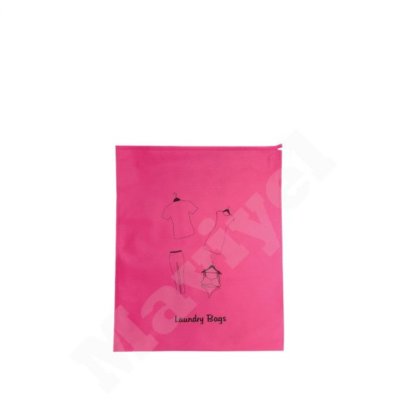 DRAWSTRING NONWOVEN POUCH