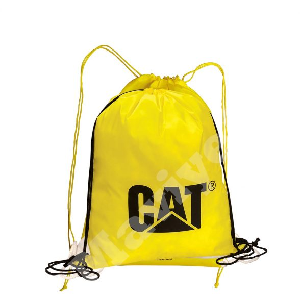 190 T POLYESTER DRAWSTRING BACKPACK – CAT