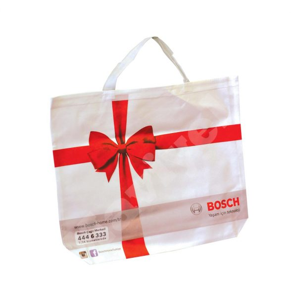 BOTTOM GUSSETED NONWOVEN BAG – BOSCH