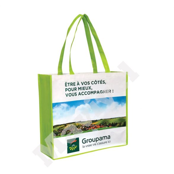 ECO PRO LAMINATED NONWOVEN BAG – GROUPAMA