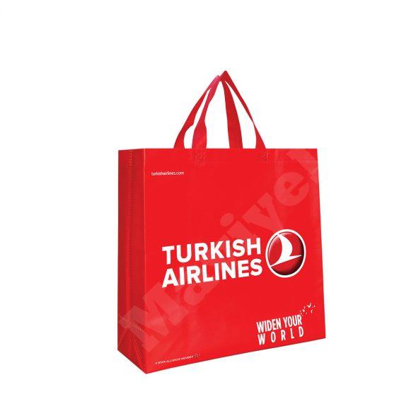 HEAT SEALED LAMINATED BAG – TURKISH AIRLINES