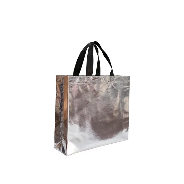 HEAT SEALED METALLIC LAMINATED BAG