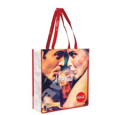 LAMINATED NONWOVEN BAG – COCA COLA