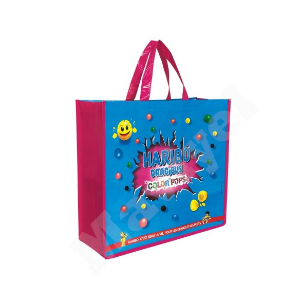 LAMINATED NONWOVEN BAG – HARIBO