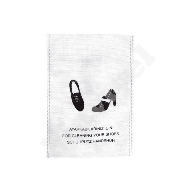 NONWOVEN SHOE CLEANER