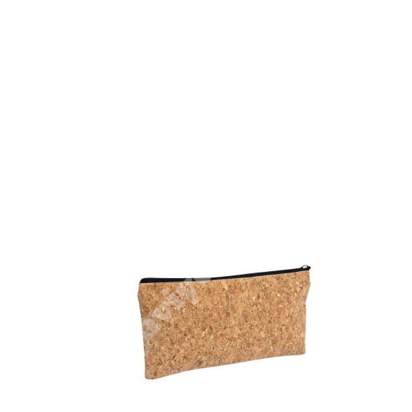 FLAT MODEL CORK PENCIL CASE