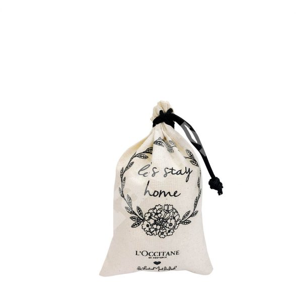 NATURAL COTTON POUCH – LOCCITANE